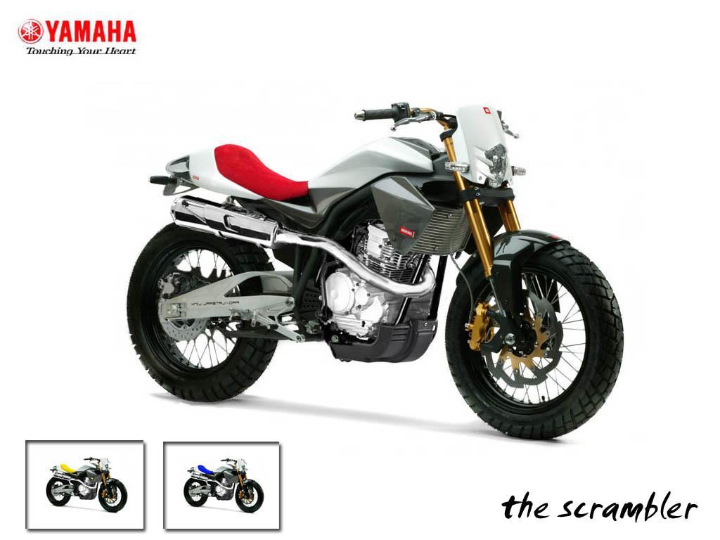 Yamaha Scorpio Amp Yamaha V Ixion Limited Edition