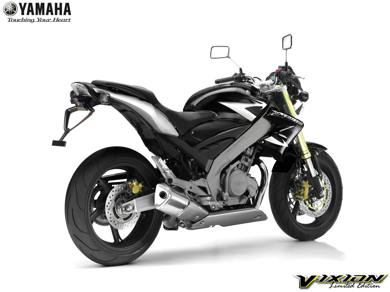 Yamaha Scorpio & V-Ixion Limited Edition Otomotif modifikasi mobil