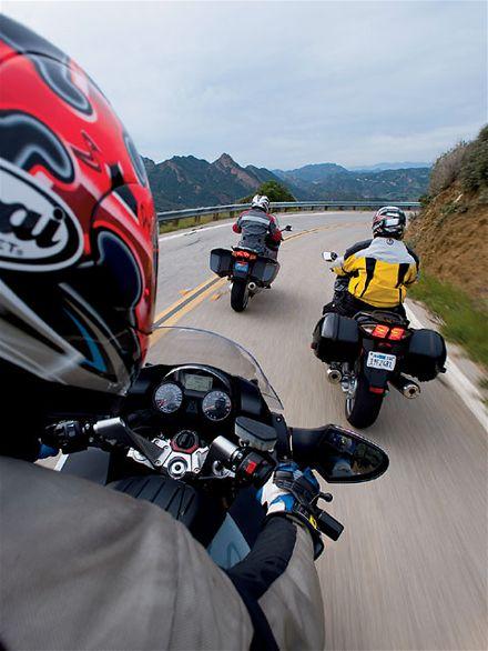 Touring Sport Riding